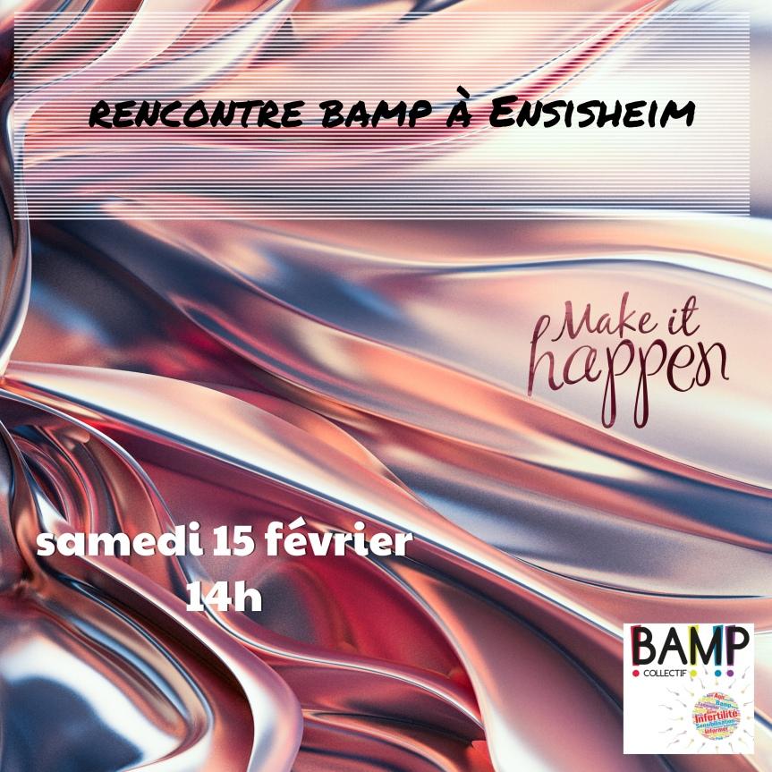 Rencontre BAMP en Alsace, àEnsisheim